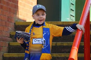 Young Stags fans can watch Mansfield for free this weekend.