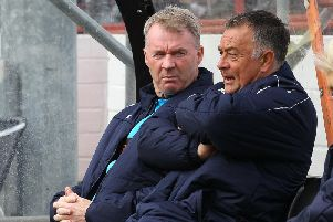 John Sheridan and Glynn Snodin have kept Town up, now the focus is entirely on next season
