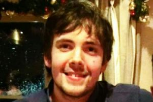 The body of Alex Davies was found in woodlands on Parbold Hill