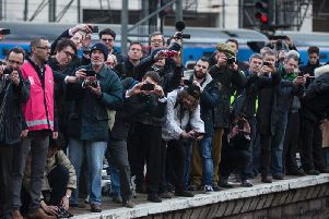 On Sunday, 56 regular passenger trains were delayed (Photo by Dan Kitwood/Getty Images)