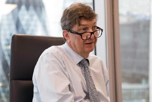 Provident's chief executive Malcolm Le May