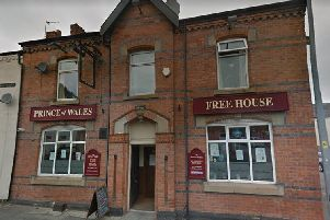 Police were called to the Prince of Wales pub. Pic: Google Street View