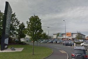 The shop will be located at St Helens Retail Park. Pic: Google Street View