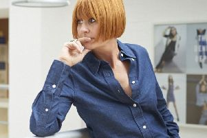 Mary Portas will be in conversation at the Pavilion Arts Centre, Buxton, on Friday, May 24.