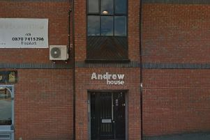 Andrew House on Lord Street, where the new licence has been applied for