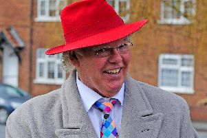 Comedian Roy Chubby Brown