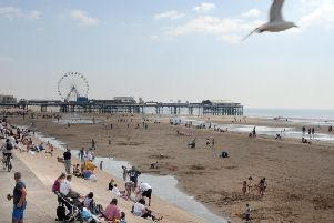 Blackpool has lots of attractions for families, according to a new study