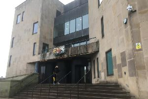 The trial was being held at Bolton Crown Court