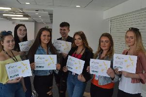 Wigan and Leigh College health champions