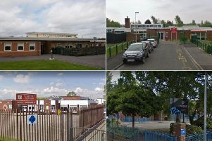 These are the schools in Wigan that were inspected by Ofsted this year.