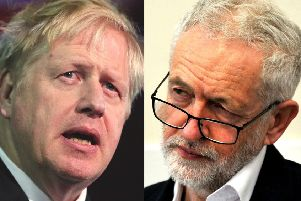 Labour leader Jeremy Corbyn has set out his vision for the North while Boris Johnson, the Tory leadership frontrunner. continues to procrastinate.