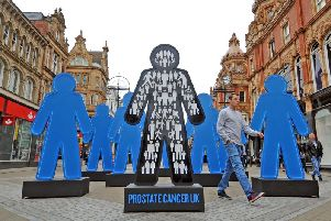 Support Prostate Cancer UK's March for Men