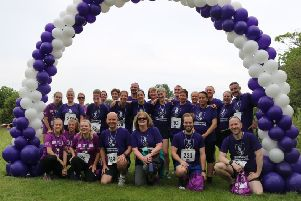 A team of 30 staff from Heckmondwike Grammar School took part in the Jo Cox Great Get Together 6.5K run at Oakwell Hall