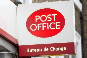The Post Office in St Helens is on the move