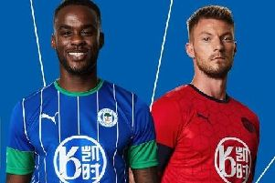Wigan Athletic's new look