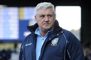 Sheffield Wednesday manager Steve Bruce is bound for Newcastle United (Picture: Steve Ellis)