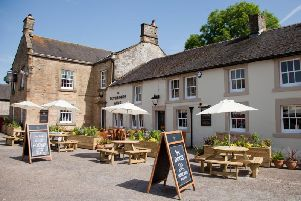 The Devonshire Arms is surrounded by some of the best walking countryside in the UK.