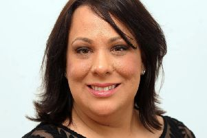 MP for Dewsbury Paula Sherriff