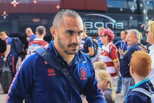 Thomas Leuluai has impressed Adrian Lam