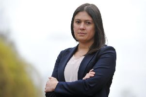 Wigan MP Lisa Nandy