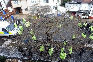 Sheffield's tree-felling scandal earned national notoriety.
