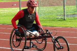 Army veteran Anthony Cooper from Chorley is competing in the Team UK Invictus Games Trials this week