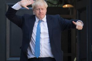 Boris Johnson's election as Prime Minister has prompted Jason Aldiss, chair of Pudsey Conservative Association, to quit.