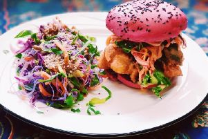 The Coven offers award-winning plant-based food in the heart of Wigan.