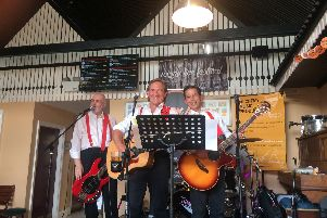 Party-goers flocked to Wigans pubs and bars last weekend for two days of musical merriment.