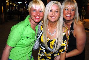Wigan clubbers on King Street in 2007