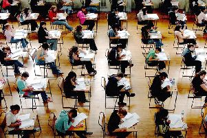 Grades for poorer pupils are failing to keep up with their peers