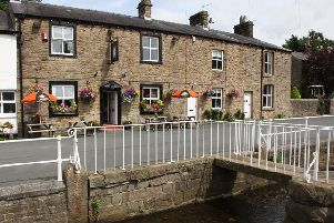 The Swan With Two Necks, in Pendleton, near Clitheroe, is in the running for CAMRA Pub of the Year