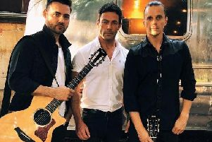 Wigan musician Christian Burns (right) and BBMAK bandmates are preparing for a huge US tour