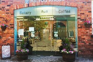 The All You Knead cafe