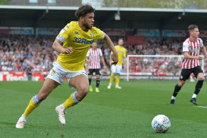 Tyler Roberts on verge of return (Picture: Bruce Rollinson)