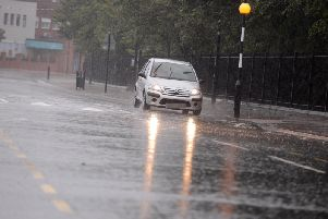 Rain to batter East Midlands as yellow warning issued