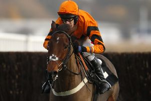 Former King George hero Thistlecrack is due to have a racecourse gallop at Exeter.