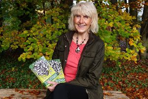 Worksop children's author Stephanie Varah has challenged nature-loving school children to a writing competition ahead of the launch of her first book, The Woodsman.