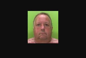 Ian Hudson was jailed for ten years. Pic: Nottinghamshire Police.