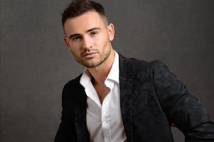 Collabro singer Michael Auger has been revealed as the second celebrity judge for Worksop's Got Talent 2018.