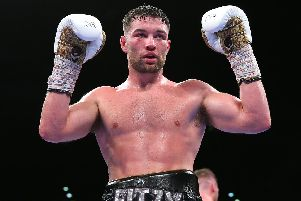 Scott Fitzgerald is set for the biggest fight of his career at the end of March. Picture: Getty Images