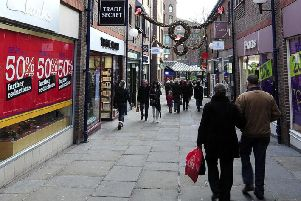 Shops urged to up their game to compete with internet selling.