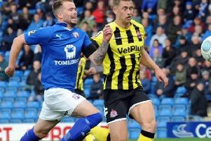 The two sides played out a 0-0 draw at the Proact earlier in the season