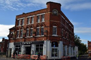 Yates's in Worksop is one of the pubs looking for staff