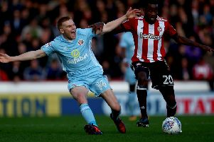 Duncan Watmore is out for the season.  (Photo by Jordan Mansfield/Getty Images)