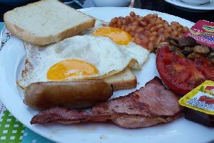 Best breakfasts in Notts