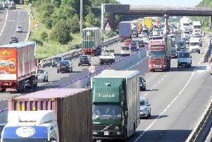 The M1 has now fully reopened