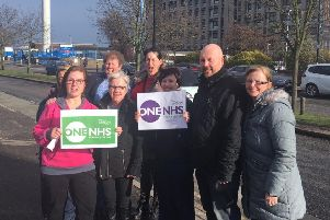 NHS workers in Doncaster and Bassetlaw are to be balloted by UNISON on industrial action.