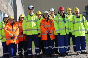Councillors and officers from the council have met with senior managers at Cottam Power Station