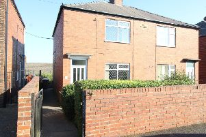 The property is on Jubilee Road in Whitwell